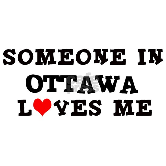 Someone in Ottawa