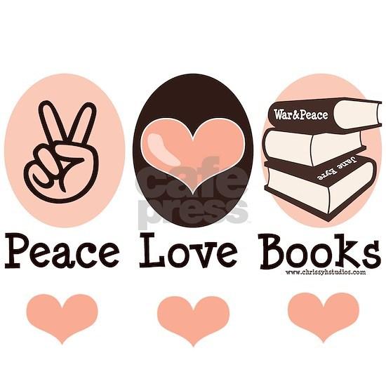 3-BooksPeaceLove