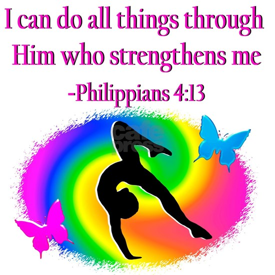 GYMNAST PRAYER