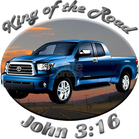 Toyota Tundra King Of The Road