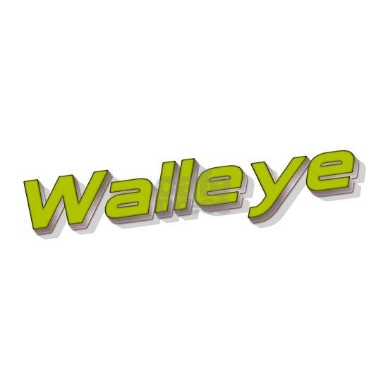 Walleye Notebook by afternoontees - CafePress