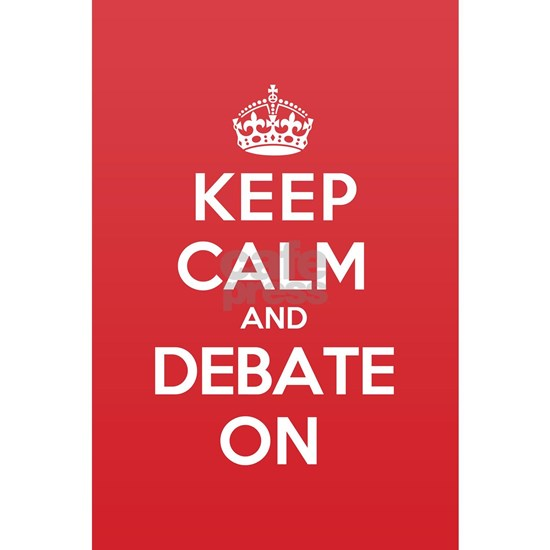 Keep Calm Debate