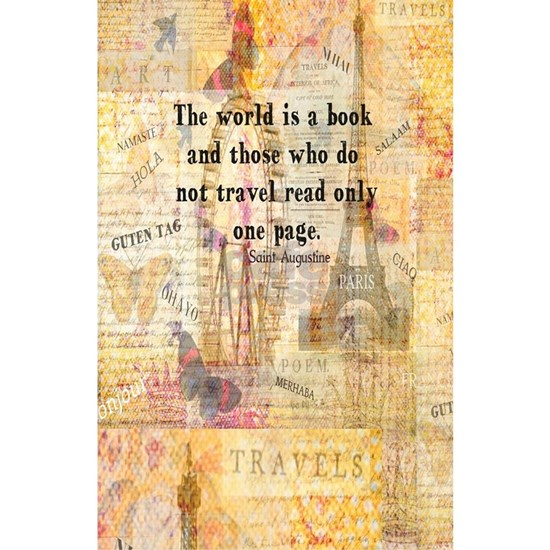 Augustine travels quote