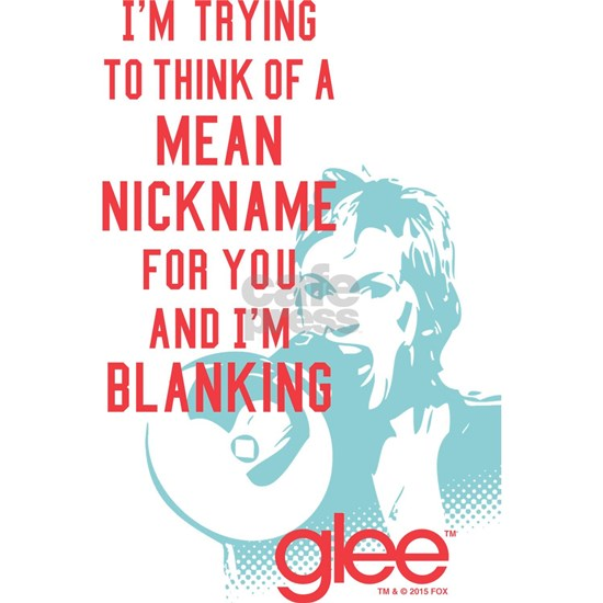Glee Sue Mean Nickname