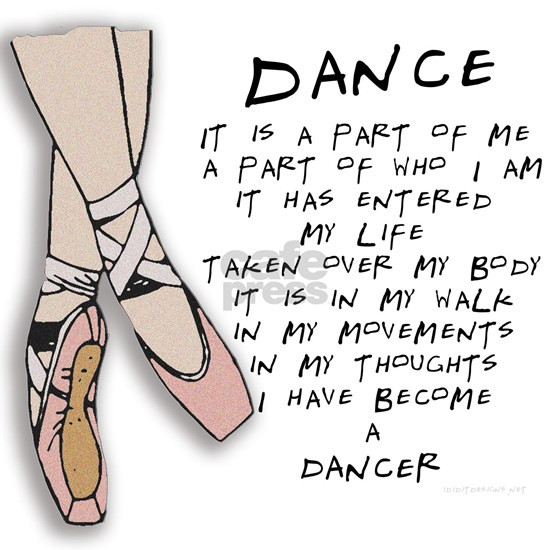 become a dancer for white