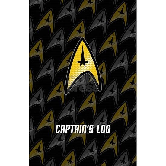 TOS captains log copy