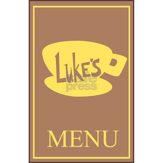 Lukes Diner Menu