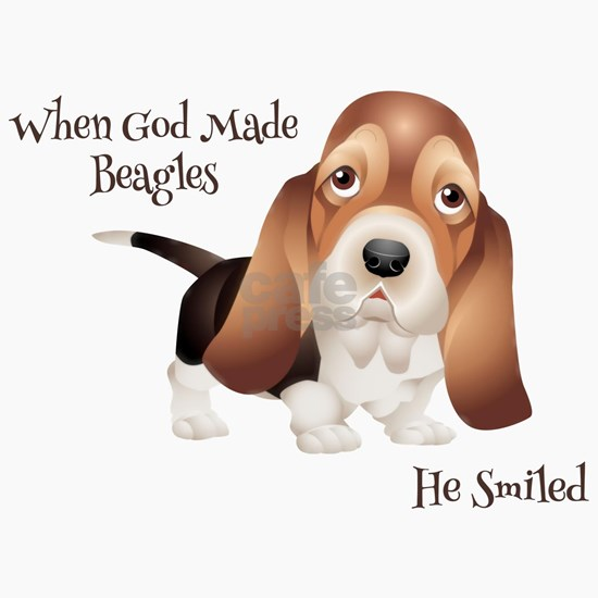 When God Made Beagles
