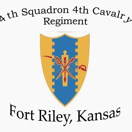 4th Squadron 4th Cav
