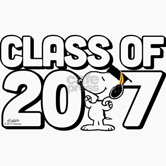 Snoopy Class of 2017
