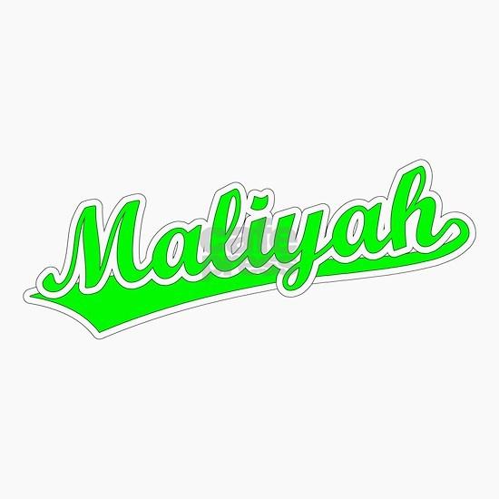 Maliyah green