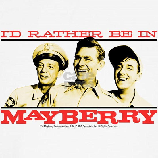 Rather Be in Mayberry