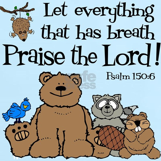 psalm 150 6 critters1