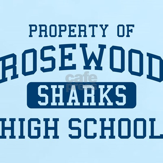 Property Of Rosewood Sharks Pretty Little Liars