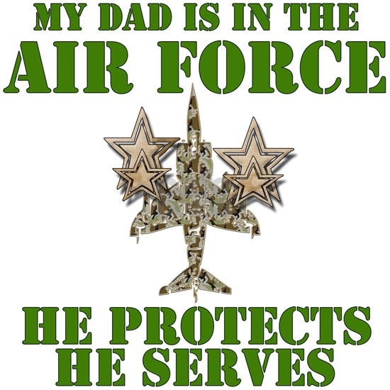 protect and serve air force copy