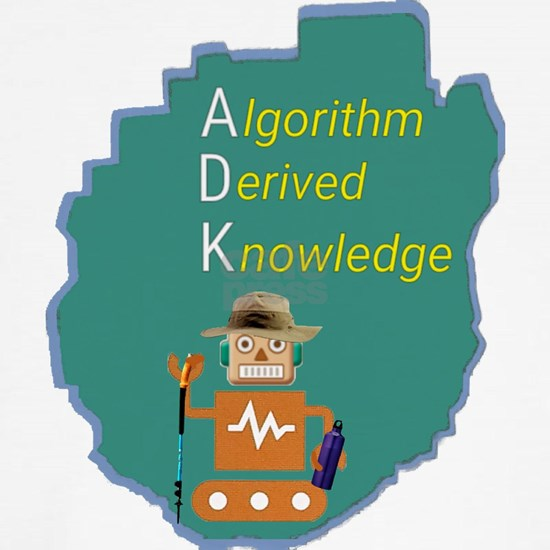 Algorithm Derived Knowledge
