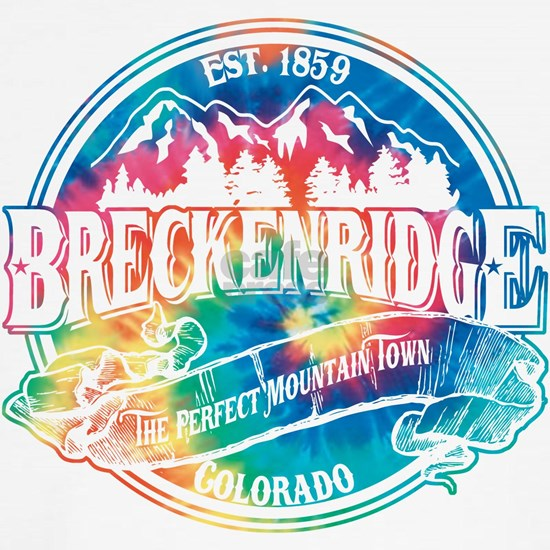 Breck Old Perfect Tie Dye
