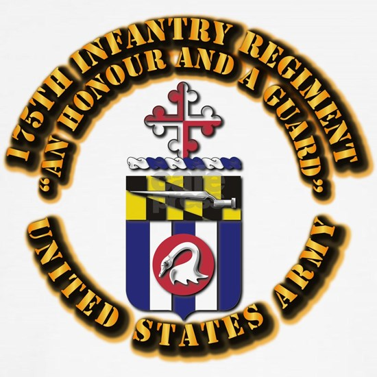 COA - 175th Infantry Regiment