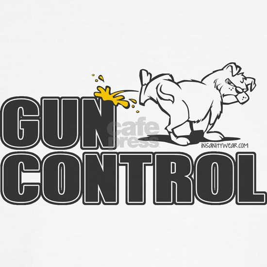 Piss on Gun Control