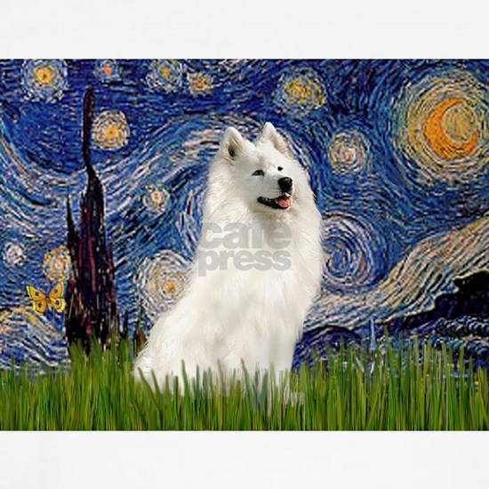 5.5x7.5-Starrynight-Samoyed1