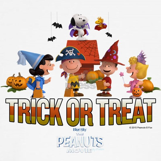 The Peanuts Movie - Trick or Treat