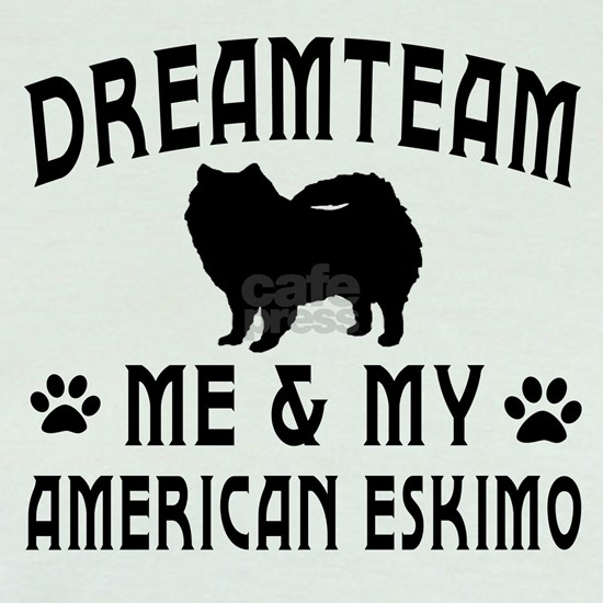 American Eskimo Dog designs