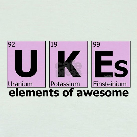 UKEs Elements of Awesome (pink)