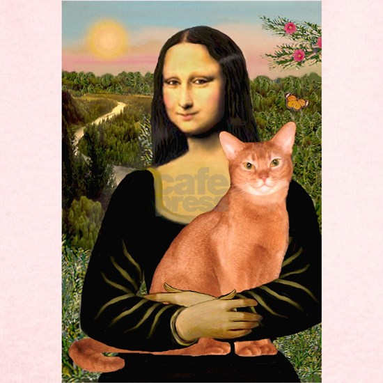 Mona Lisa - Abyssinian (red)