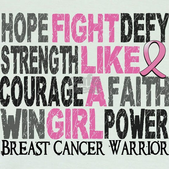 - Fight Like A Girl Breast Cancer 23.4