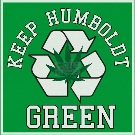 keep humboldt green