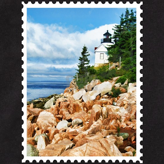 Bass Harbor Acadia National Park Maine