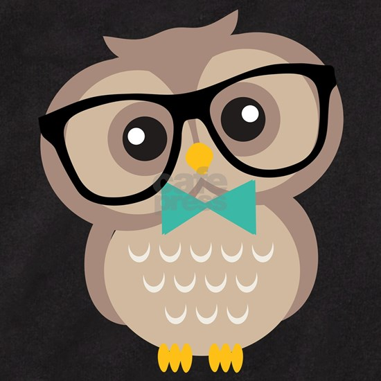 Cute Hipster Owl