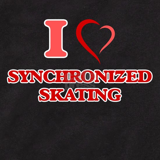 I Love Synchronized Skating