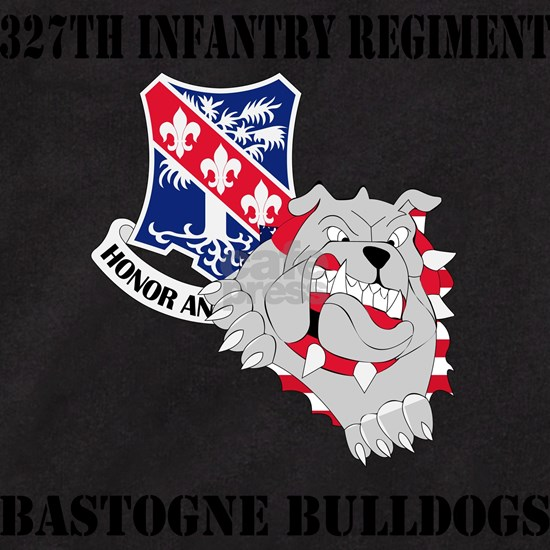 327th Infantry Regiment - Honor and Country - Bast