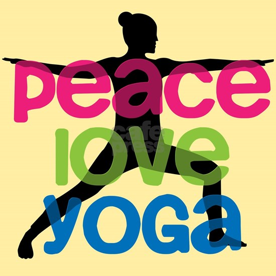 Peace Love Yoga