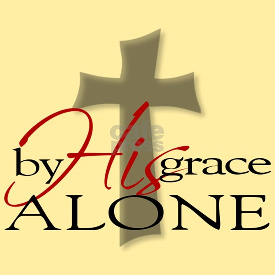 By His Grace Alone