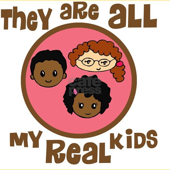 they are all my real kids copy