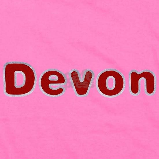 Devon Santa Fur Girl's Tee by Hippie - CafePress