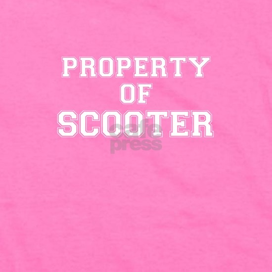 Property of SCOOTER