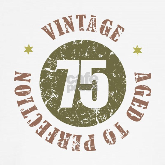 75th Vintage birthday