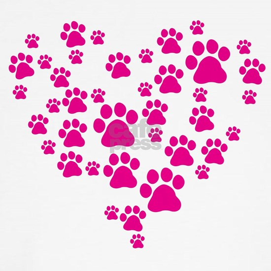 Heart of Paw Prints