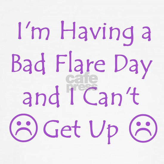 Having a Bad Flare Day