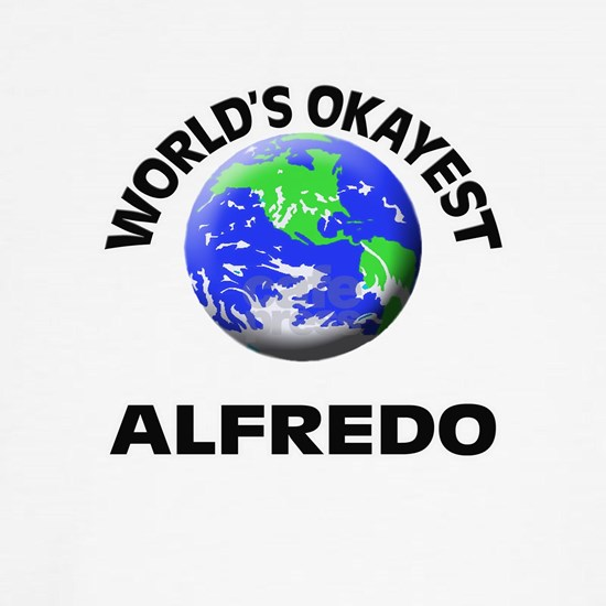 World's Okayest Alfredo