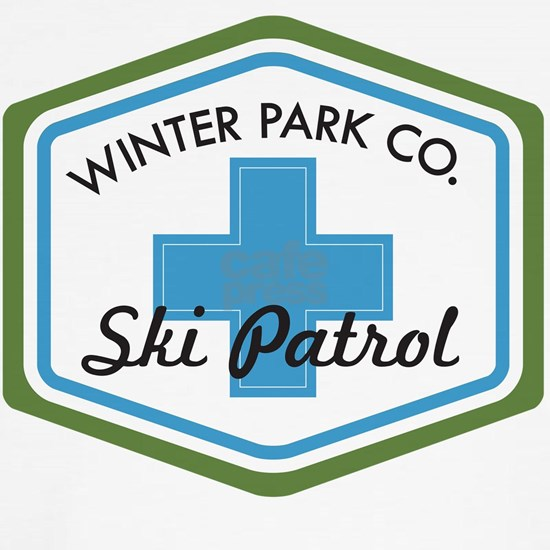 Winter Park Ski Patrol Patch