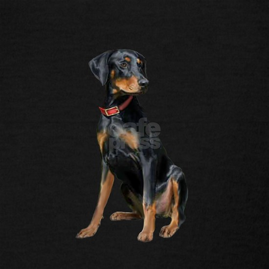Doberman (nat)-red c.