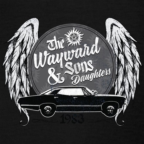 Supernatural Wayward and Sons