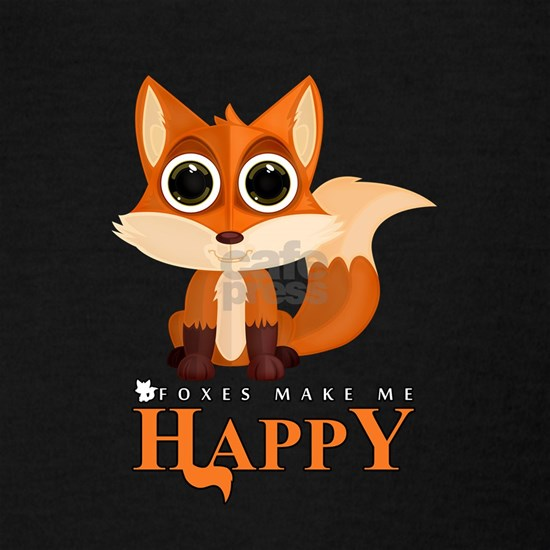 Foxes Make Me Happy