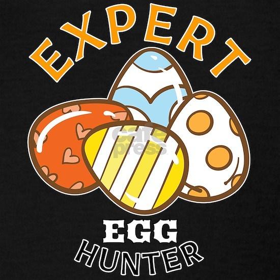 Expert Egg Hunter Funny Easter Egg print