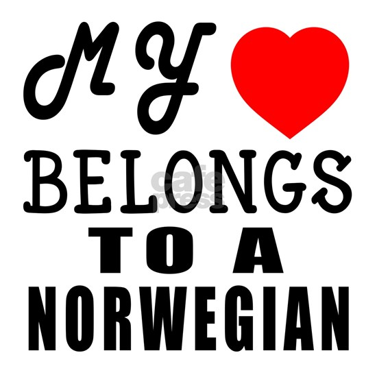 My Heart Belongs To A Norwegian