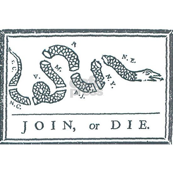 Join or die cropped